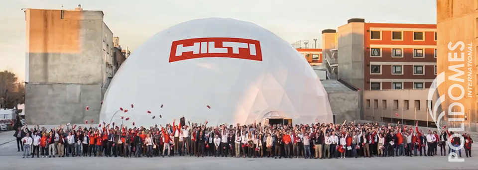 hilti projection dome P500