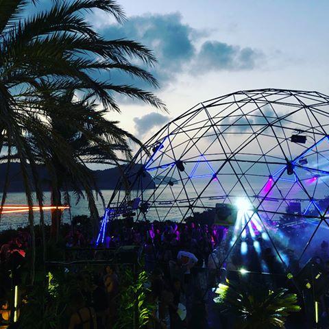 estructura geo dome
