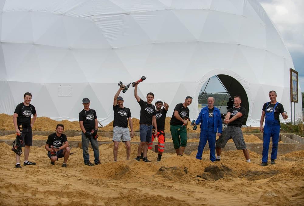 polidomes team
