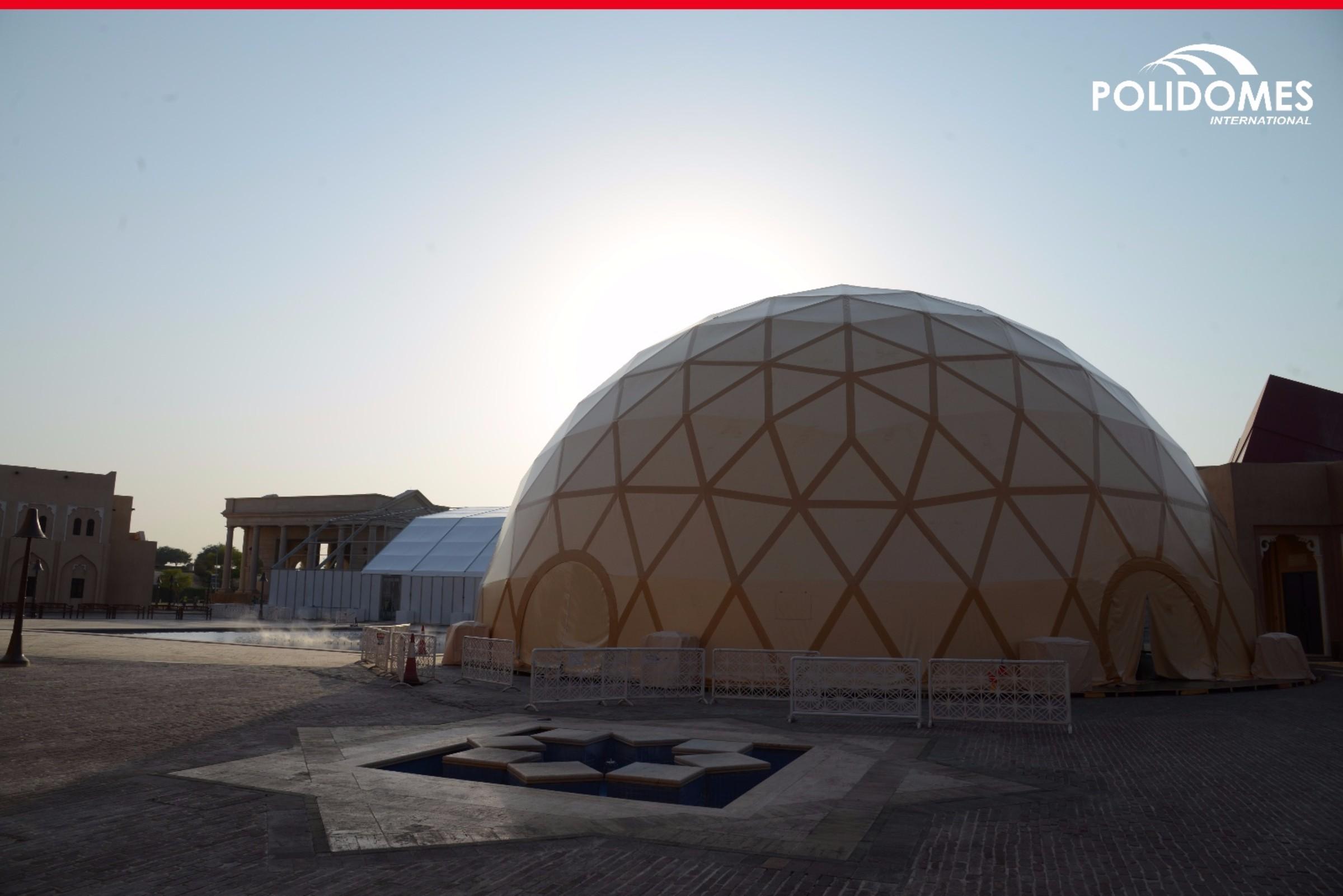Doha_Qatar_Village_Dome1