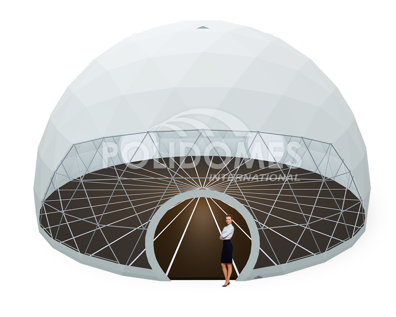 conference dome tent