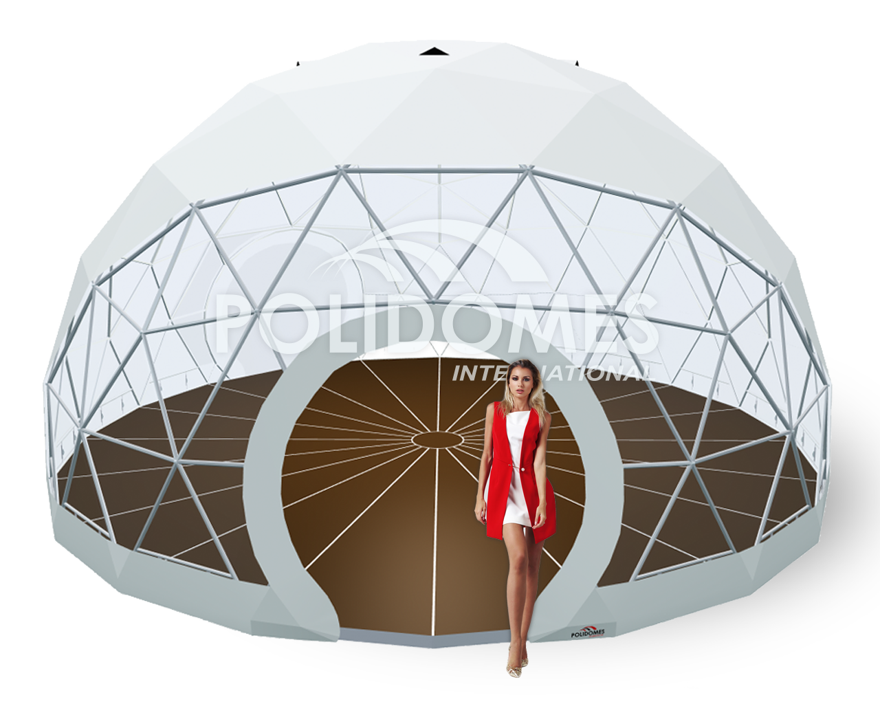 Geodesic Dome Tents - Polidomes – geodesic tents