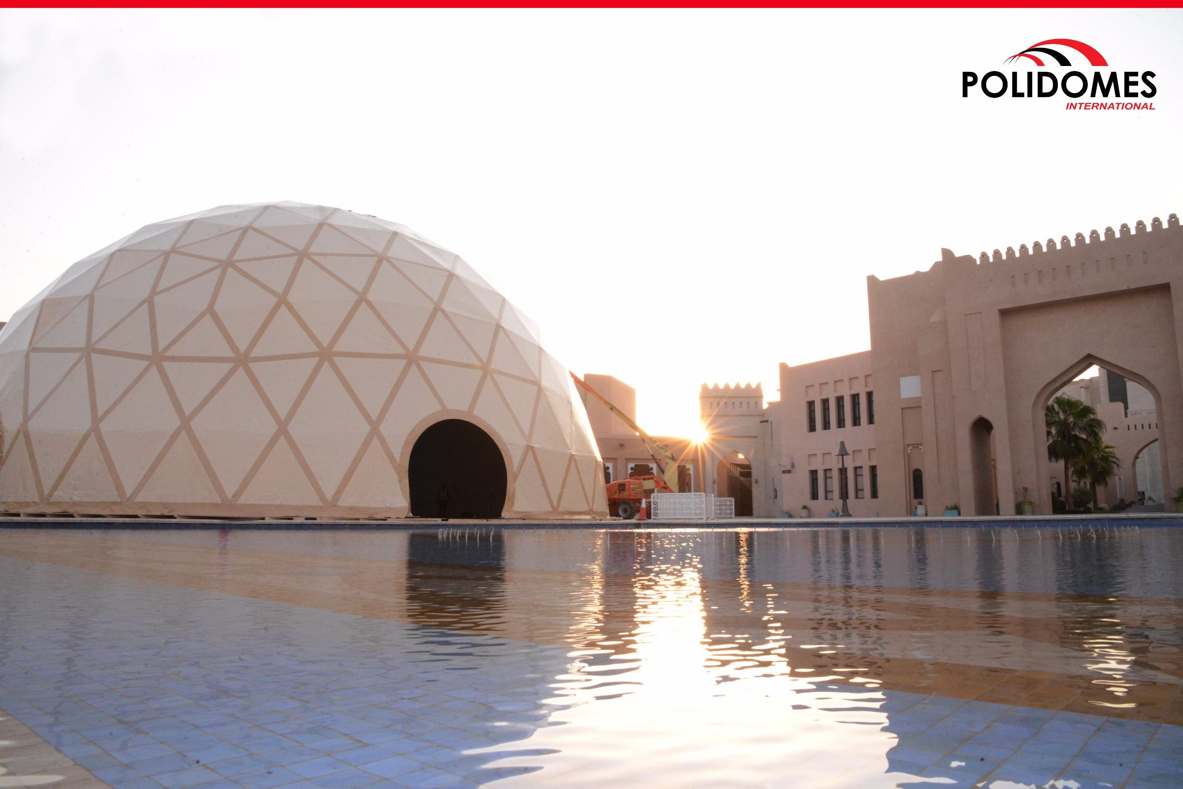 Qatara_Village_dome