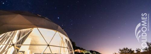 dwell dome Polidomes