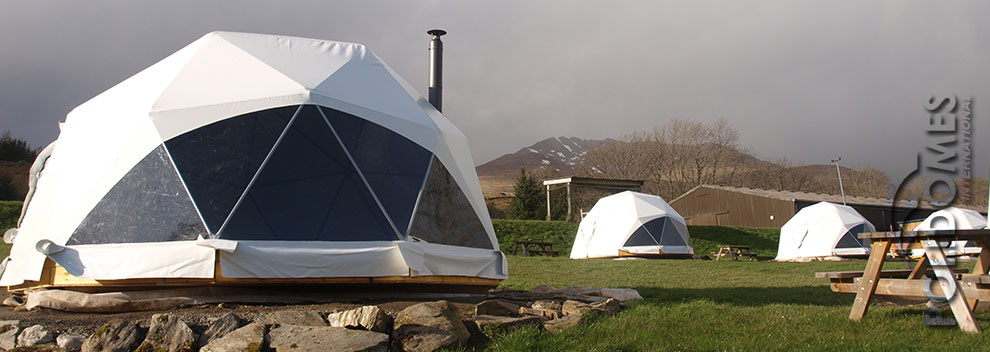 loch tay lodges glamping pods