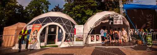 event dome tent