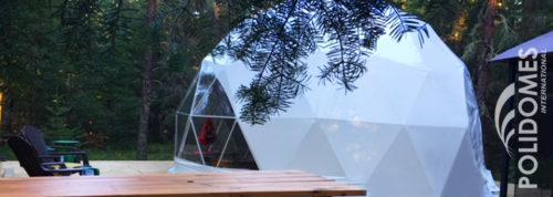 garden dome igloo, greenhouse, glamping pod