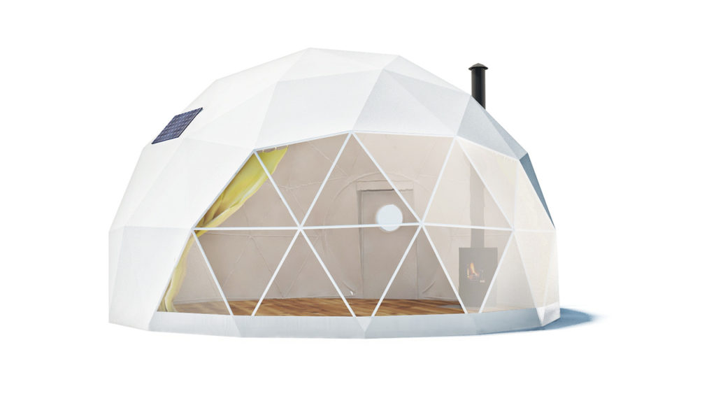 glamping pod, igloo dome, green house