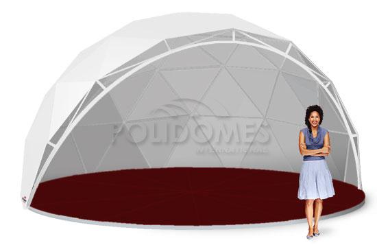 geodesic amphitheatre dome
