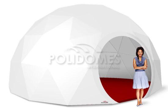 geodesic dome full