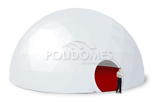 full geo dome tent