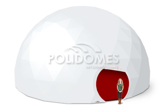 full geo dome tent