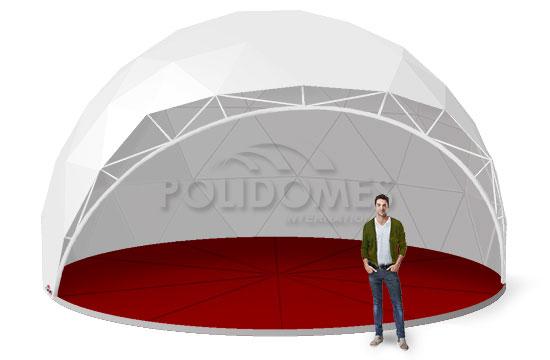 amphitheatre geodesic dome