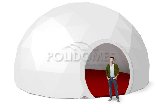 geodesic dome full p50