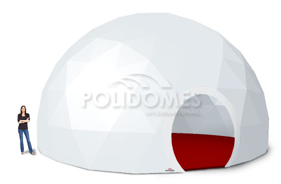 full geodesic dome