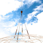dome tent assembly
